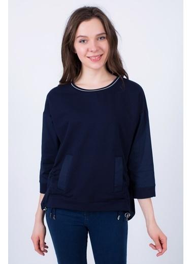 Clıche Sweatshirt Lacivert